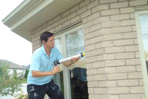 Calfeutrage portes et fenêtres